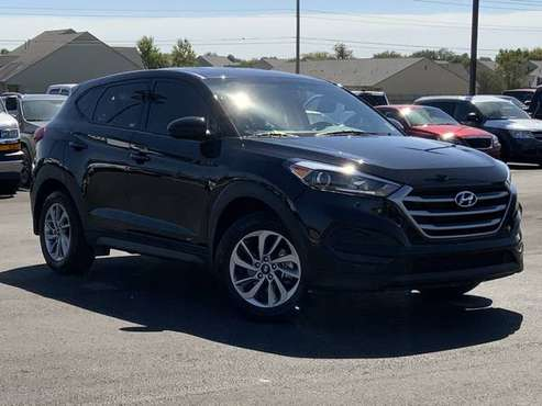 2018 HYUNDAI TUCSON SE AWD - cars & trucks - by dealer - vehicle... for sale in Owasso, OK
