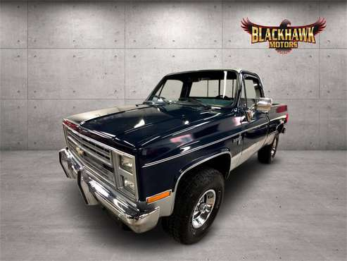 1987 Chevrolet C10 for sale in Gurnee, IL