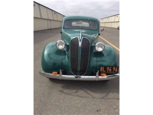 1937 Plymouth Business Coupe for sale in Fullerton, CA