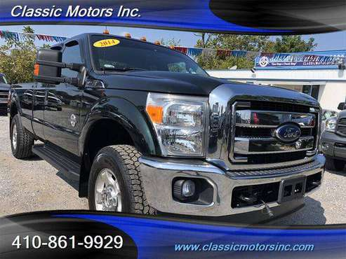 2014 Ford F-250 F250 F 250 Ext Cab XLT 4X4 EZ FINANCING !! for sale in Finksburg, MD