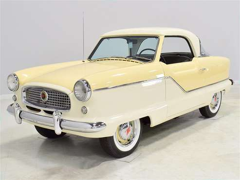 1958 Nash Metropolitan for sale in Macedonia, OH