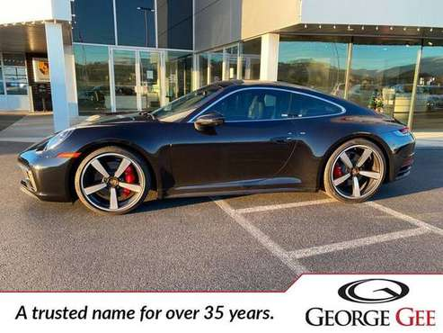 2020 Porsche 911 AWD All Wheel Drive Carrera 4S Coupe - cars &... for sale in Liberty Lake, WA
