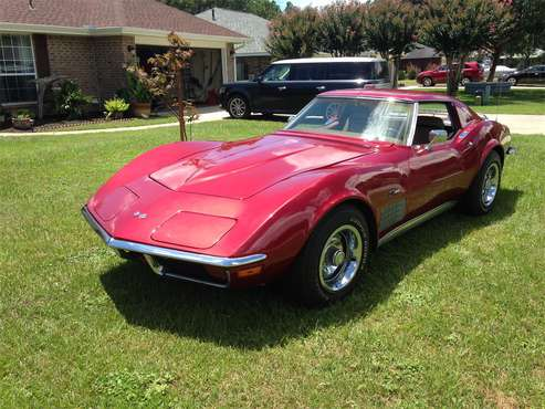 1972 Chevrolet Corvette for sale in Pensacola, FL