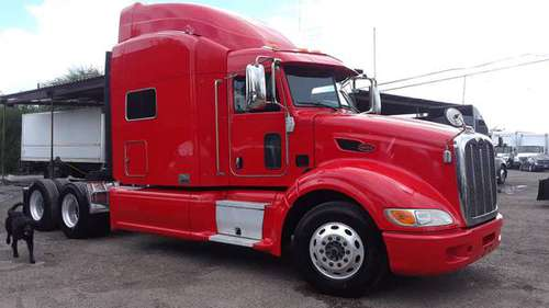 Peterbilt 386 2013 for sale in San Benito, TX