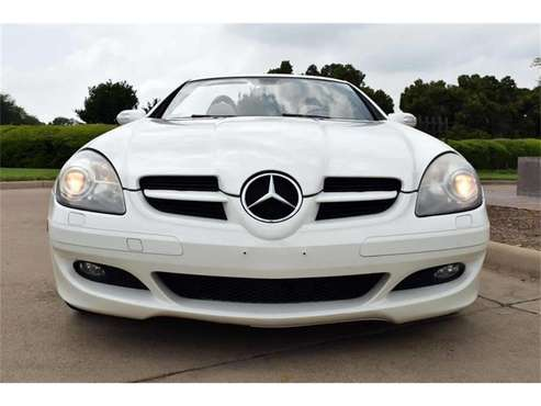 2008 Mercedes-Benz SLK-Class for sale in Fort Worth, TX