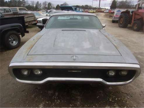 1971 Plymouth Satellite for sale in Cadillac, MI