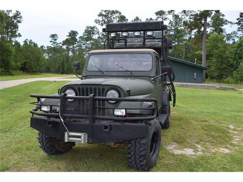 1983 Jeep CJ8 Scrambler for sale in Biloxi, MS
