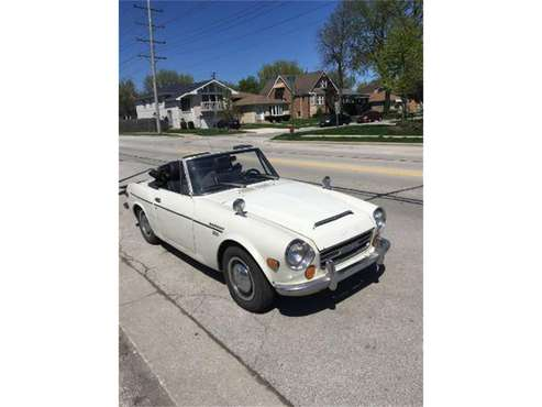1970 Datsun Fairlady for sale in Cadillac, MI