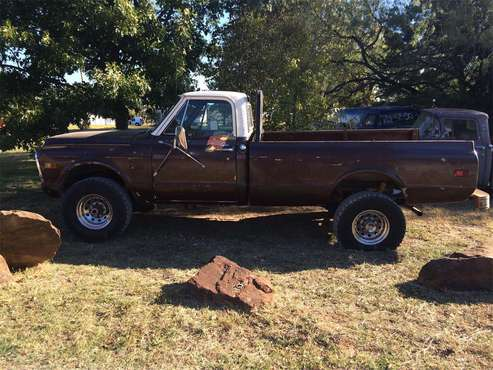 1970 GMC 1 Ton Flatbed for sale in Midlothian, TX