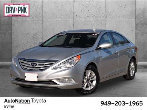 2013 Hyundai Sonata GLS PZEV SKU:DH572247 Sedan - cars & trucks - by... for sale in Irvine, CA