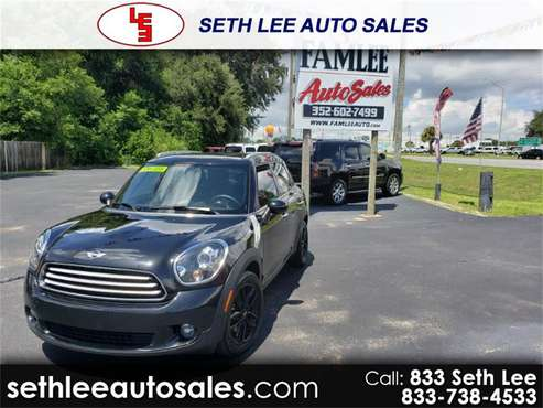 2014 MINI Cooper Countryman for sale in Tavares, FL