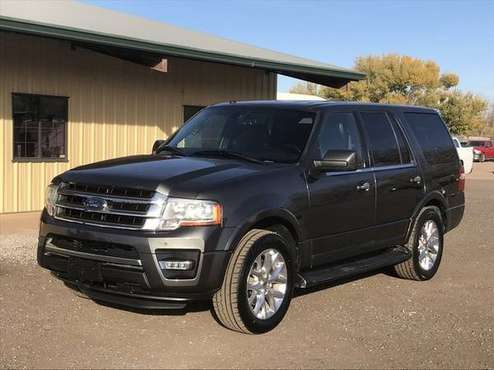 2017 Ford Expedition Limited 2WD - cars & trucks - by dealer -... for sale in Bosque Farms, NM