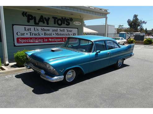 1957 Plymouth Belvedere 2 for sale in Redlands, CA