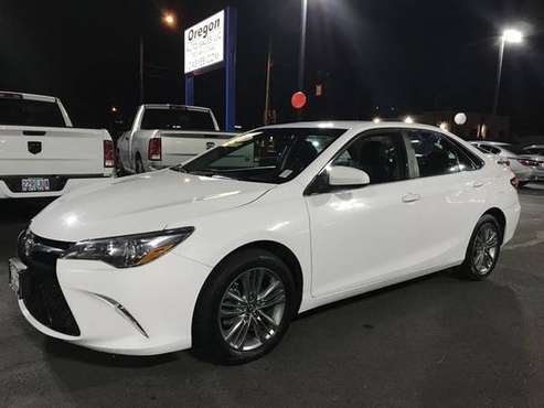 2016 Toyota Camry - Financing Available! - cars & trucks - by dealer... for sale in Brooks, OR