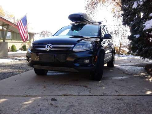 2013 VW Tiguan Special Edition Turbo 14,000 OBO for sale in Sheridan, CO