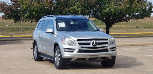 2013 MERCEDES-BENZ GL450 PANORAMIC ROOF - cars & trucks - by owner -... for sale in Houston, TX