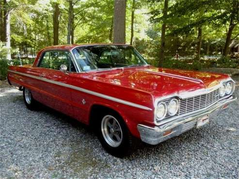 1964 Chevrolet Impala SS for sale in Hanover, MA