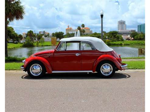 1968 Volkswagen Beetle for sale in Clearwater, FL
