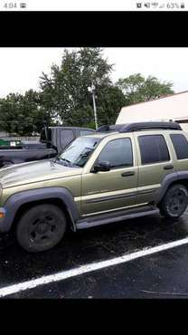 Jeep liberty for sale in Gaston, IN
