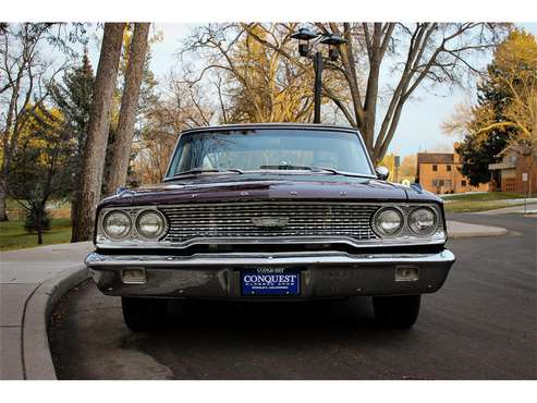 1963 Ford Galaxie 500 for sale in Greeley, CO