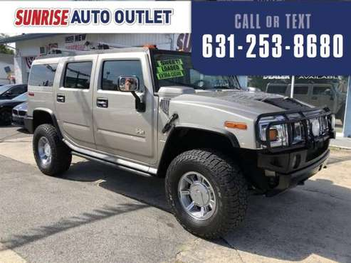 2003 Hummer H2 - Down Payment as low as: for sale in Amityville, NY