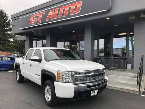 2011 Chevrolet Silverado 1500 LS Pickup 4D 5 3/4 ft Porsche for sale in PUYALLUP, WA