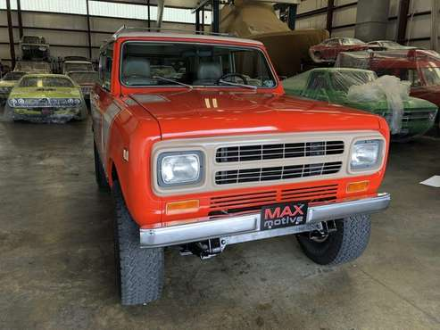 1980 International Harvester Scout for sale in Pittsburgh, PA