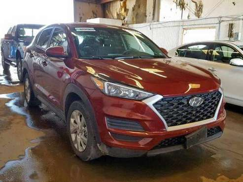 2019 Hyundai Tucson SE AWD 4dr SUV SKU:871627 Hyundai Tucson SE AWD 4d for sale in Denver, IA