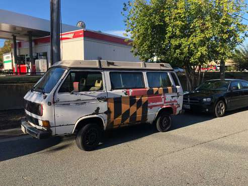1985 VW Weekender Vanagon for sale in Annapolis, MD