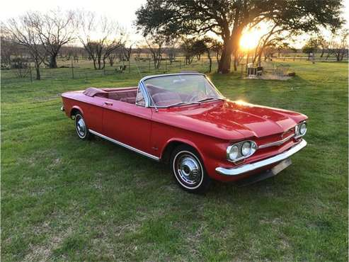 1963 Chevrolet Corvair for sale in Fredericksburg, TX