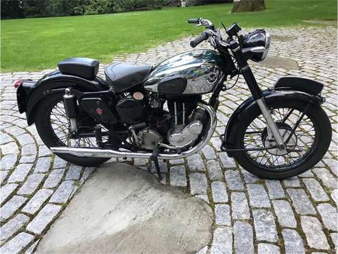 1954 Matchless G80 for sale in Holliston, MA