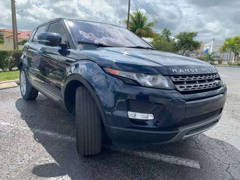 2013 RANGE ROVER EVOQUE CLEAN TITLE $2000 DOWN (((ALBERT ))) for sale in Hollywood, FL