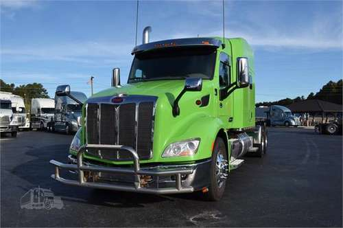 2017 PETERBILT 579 for sale in Carrollton, AL