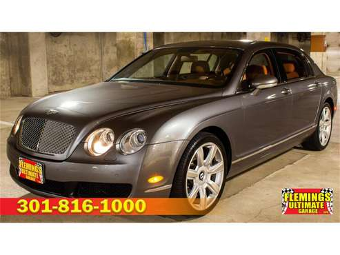 2008 Bentley Continental for sale in Rockville, MD