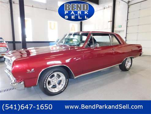 1965 Chevrolet Malibu SS for sale in Bend, OR