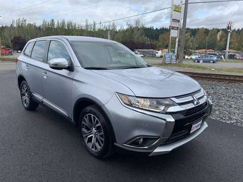 2017 Mitsubishi Outlander SE Model Guaranteed Credit Approval!& for sale in Woodinville, WA