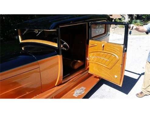 1929 Ford Sedan Delivery for sale in Cadillac, MI