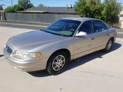 -- 2000 Buick Regal - V6 - New Tires - Cold AC- 120K Miles for sale in Mesa, AZ