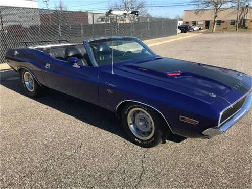1970 Dodge Challenger for sale in Cadillac, MI