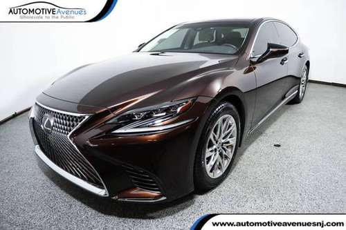 2018 Lexus LS, Autumn Shimmer for sale in Wall, NJ
