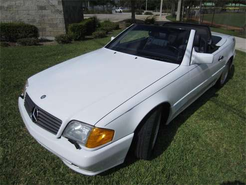1991 Mercedes-Benz 300SL for sale in Delray Beach, FL