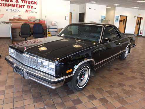 1986 GMC Caballero for sale in Westford, MA