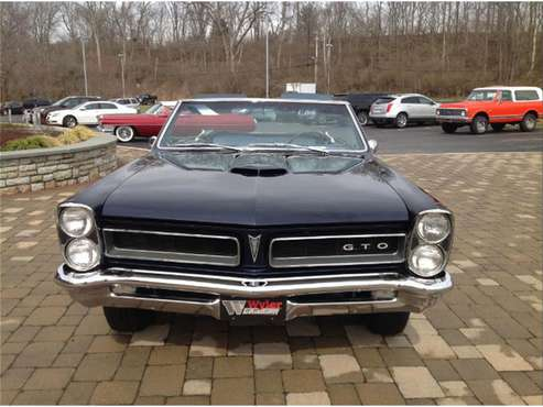 1965 Pontiac GTO for sale in Milford, OH