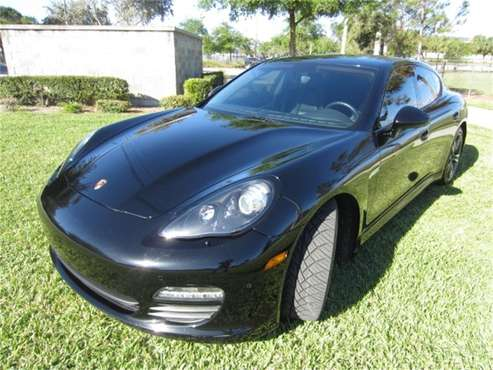 2012 Porsche Panamera for sale in Delray Beach, FL