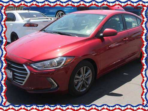 2017 Hyundai Elantra SE Sedan 4D - FREE FULL TANK OF GAS!! for sale in Modesto, CA