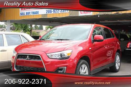 2015 MITSUBISHI Outlander Sport** CLEAN TITLE** 4 CYLINDERS** AWD** for sale in Seattle, WA
