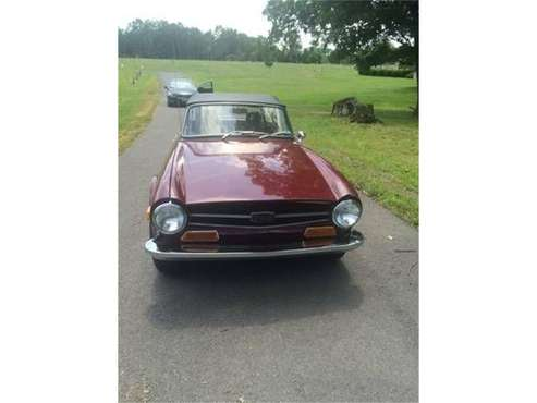1969 Triumph TR6 for sale in Cadillac, MI