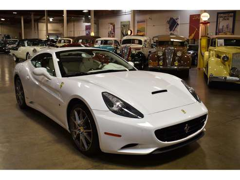 2010 Ferrari California for sale in Costa Mesa, CA