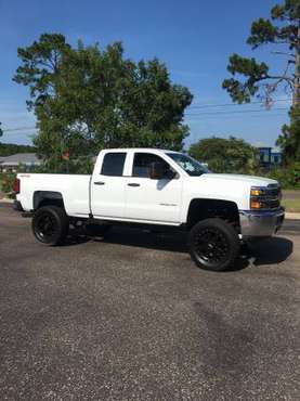 2016 Chevy 2500 4X4 for sale in Live Oak, FL