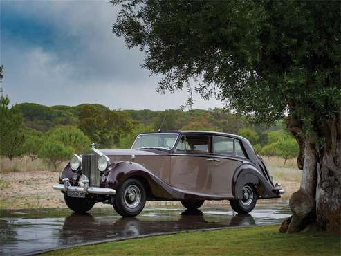 1953 Rolls-Royce Silver Wraith for sale in Monteira